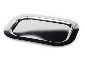 Plateau Inox Rectangulaire S/P