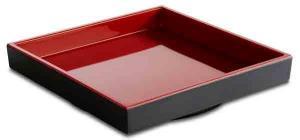 Plateau Asia Plus Rouge et Noir