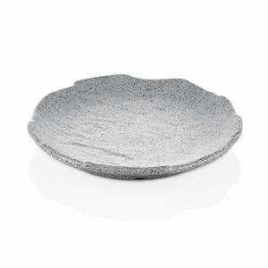 Plat Norma Granite gris