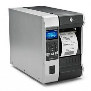 Zebra ZT610 TT & TD 203 dpi - Imprimante industrielle - Prédécollage & réenrouleur