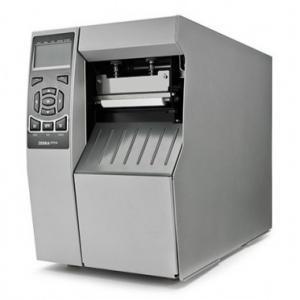 Imprimante  Zebra ZT510 TT & TD 300 dpi - Prédécollage & réenrouleur