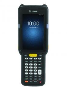 Terminal codes-barres Zebra MC3300 2D - clavier fonctions/numérique - lecture de loin