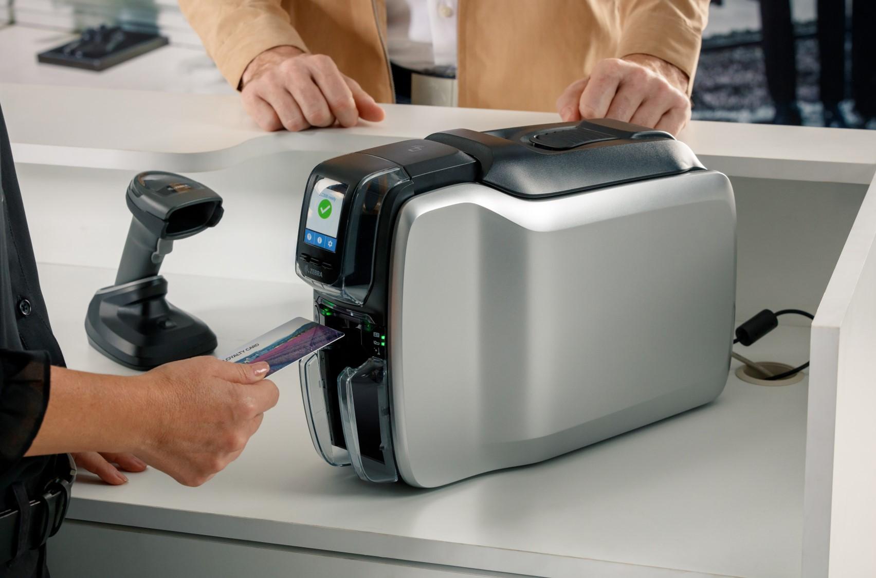 Imprimante mobile Zebra ZQ110 zz