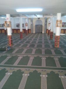 tapis mosquée
