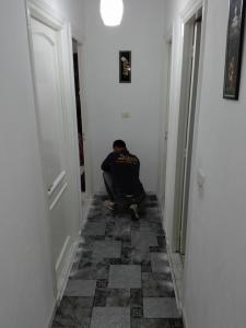 Revêtement sol en PVC