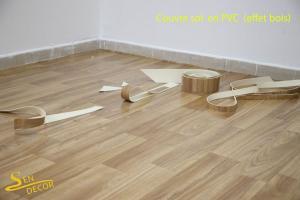 Couvre sol en PVC