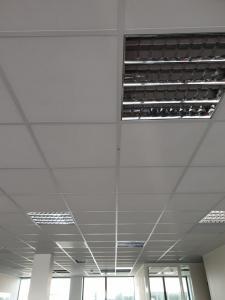 Le faux plafond