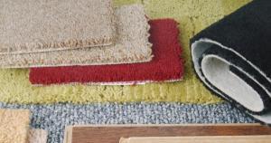 Revêtement de sol textile