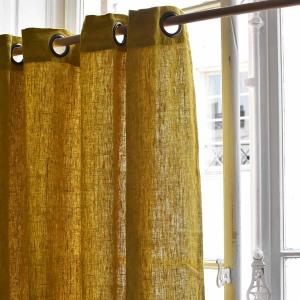 rideaux  en tissu