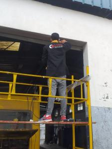 RIDEAUX LANIER EN PVC 1
