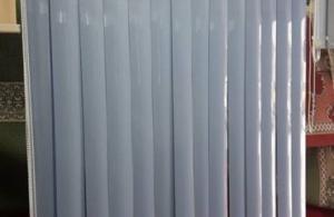 rideaux en pvc 1allum