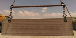 Système de levage panneaux en béton préfabriqué GTP
