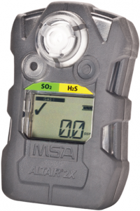 Détecteurs de gaz MSA  ALTAIR® 2X