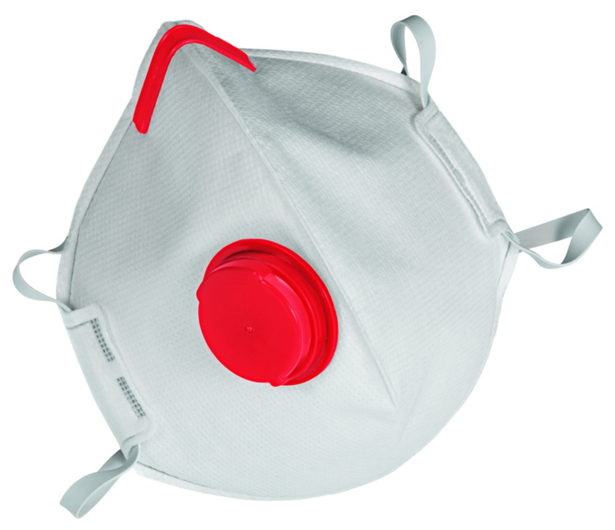 Demi-masques jetables MSA FFP3