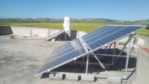 Photovoltaïque الطاقة الشمسية
