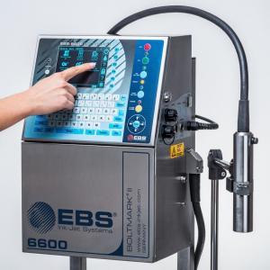 Imprimante industrielle fixe FIXE EBS 6600