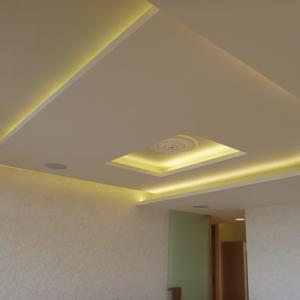 Faux plafond en plaque de plâtre Tunisie