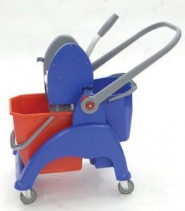 Chariot de nettoyage 2 seaux