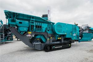 Cribles et Unit�s de lavage POWERSCREEN
