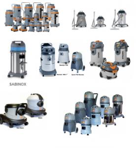 aspirateurs commerciaux TMB
