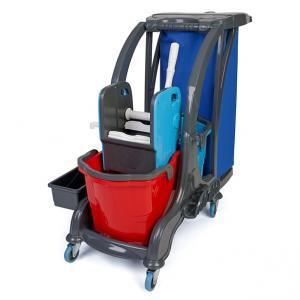 chariot de nettoyage HCK673