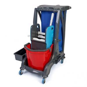 chariot de nettoyage HTK677