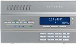 Paradox>> MG6250 Centrale d'alarme sans fil