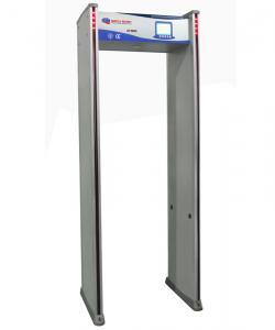 Portique de détection de métaux SECUSCAN