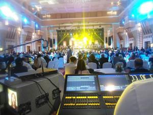 Soirée Arab Festival for Radio and Télévision 2015
