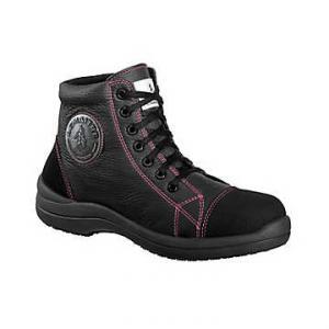 Chaussure de sécurité PINK LIBERT-IN HAUT NOIR