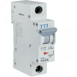 Disjoncteurs divisionnaires PLS6-PLZ6