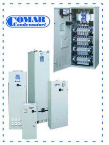 Batterie condensateur triphasés automatiques