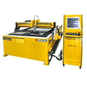 MACHINE CNC DE COUPE PLASMA