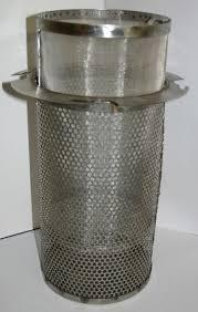 filtres en inox