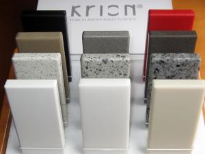 solid surface, KRION Porcelanosa