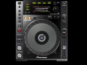 Lecteur Pionner DJ  CDJ-850-K