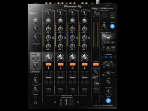 Table de mixage PIONEER DJ DJM-750MK2