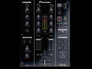 Table de mixage PIONEER DJ DJM-350