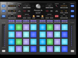 Controleur PIONEER DJ DDJ-XP1