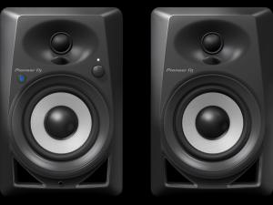 Enceinte de monitoring PIONEER DJ  DM-40BT
