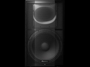 Enceinte de monitoring PIONEER DJ  XPRS 15