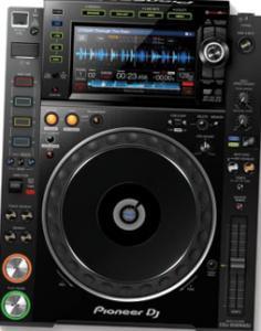 PIONEER/CDJ-2000NXS2