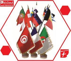 DRAPEAUX ET FLAGS