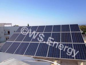 Installation photovoltaïque Raccordée au réseau STEG