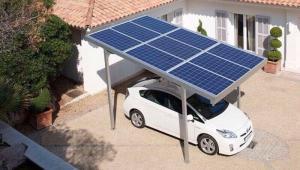 Parking Solaire - Abri de terrasse
