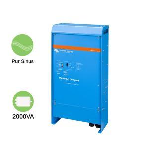 Onduleur site isolé: Victron Energy 24V / 2000VA