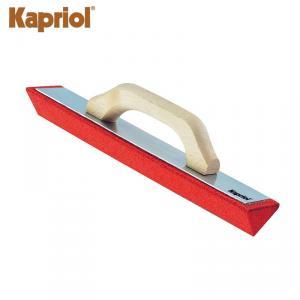 KAPRIOL TALOCHE G/EPONGE ANGULAIRE 35 CM K23075