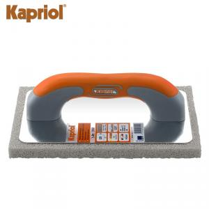 KAPRIOL TALOCHE G/EPONGE GRIS 14X21 M/PVC K23061