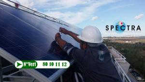 Installation Photovoltaïque raccordée au réseau