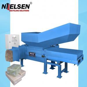 Presse ensacheuse de déchets verts Nielsen